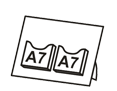 A7 dvě kapsy