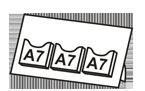 A7 tři kapsy